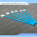 Disposable Cyto Brush Broom style Broom shape