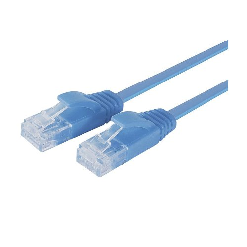 30AWG CAT6 Flat Network Patch Cable