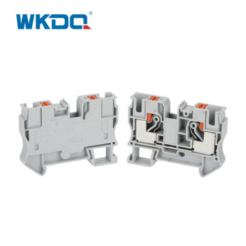 din rail mounting enclosure terminal