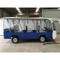 Top quality hotel resort golf cart bus