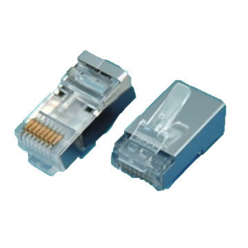 8P Shielded Connectors Plug  ATRP8P8C-XBX-002