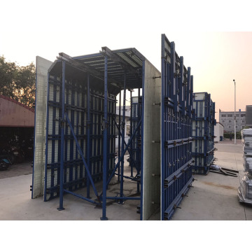 House Standard Beam Steel Formwork for Walls