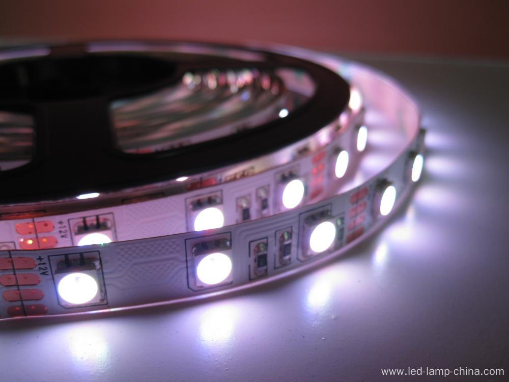 5050 led rgb strip waterproof