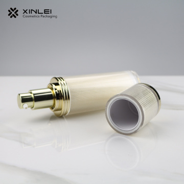 40ml plastic luxury cream acrylic airless bottle cosmetic