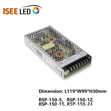 Meanwell Switching Power Supply RSP-200 with PFC