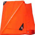 Waterproof Harvest Mat Tarpaulin Woven Fabric