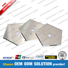 Tungsten Carbide Pentagon Blade with 5 Cutting Edges