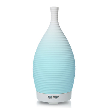 Aroma Diffuser White Small Ultrasonic Ceramic Air Humidifier