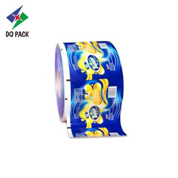 Biscuit roll film Food packaging film