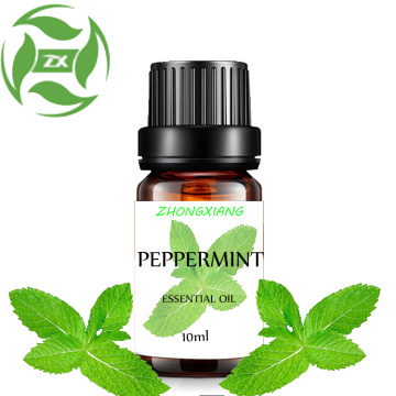 Wholesale Customized aromatherapy peppermint essential oil
