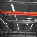 10T Electric Single Girder Overhead Crane For Sale