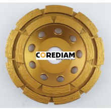 115mm Double Row Grinding Cup Wheel
