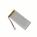 603070 3.7v 1400mah lithium rechargeable battery
