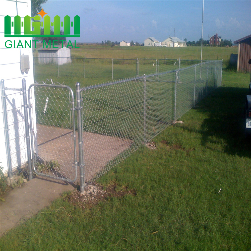 Free Sample Pvc Coated Chain Link Fencing
