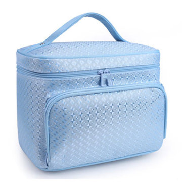 Portable Travel Polyester Makeup Cosmetic Storage Bag