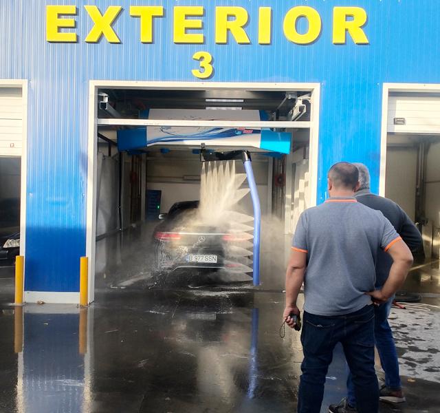 Eco mobile detailing car wash near me China Manufacturer