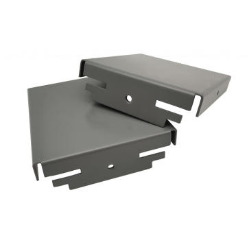 Galvanized Steel Coating CNC Bending Sheet Metal Baseboard