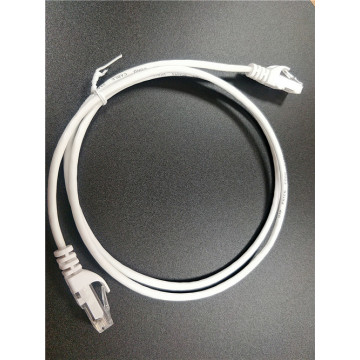 Pure Bare Copper Cat6A Slim Ethernet Patch Cable