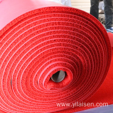 Welcome pvc coil mat rolls door mat