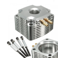 Water-cooled Mold Cooling Parts Aluminum Radiator