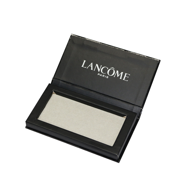 Magnetic Closure Eye Shadow Grey board Box