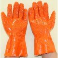 Machine PVC coated gloves
