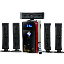 Multimedia bluetooth active speaker system