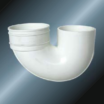 DIN Drainage Upvc U-Body Grey Color