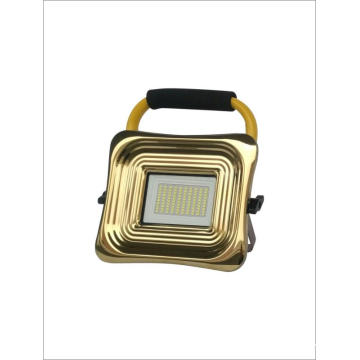 100w Steel Aluminum Solar Flood Light