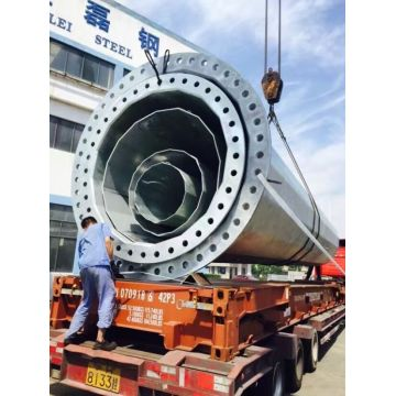 230kV Transmission Line Steel Pole
