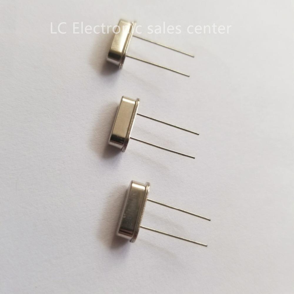 10pcs Inline crystal resonator HC-49S crystal 48M 48MHZ 48.000MHZ resonator
