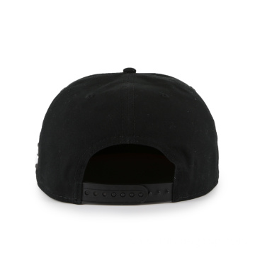 Custom design Rubber logo snapback cap