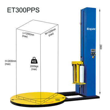 Most Popular Pallet Wrapping Machine