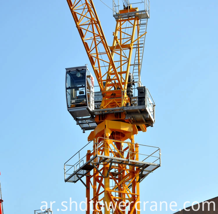 Tower Crane Elevation