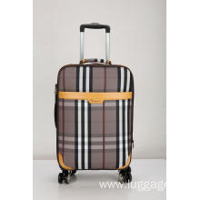 Expandable Suiter Spinner Luggage