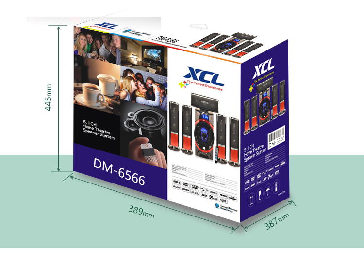 Home Theatre System Package