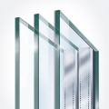Toughened Low-E Triple Insulated Building Glass