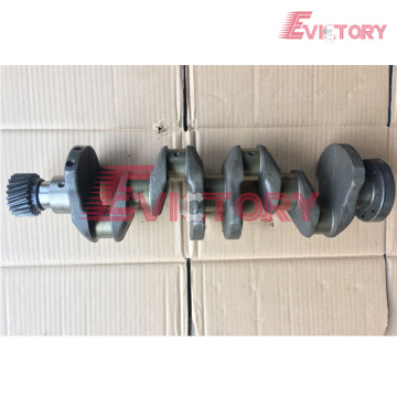 ISUZU 4FB1 crankshaft main bearing