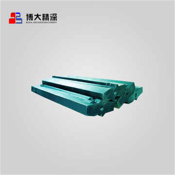 Impact Crusher Wear Parts Blow Bar Wear Resistance