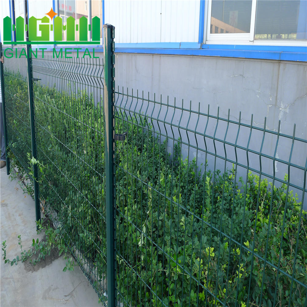 Cheap Price Galvanized Welded Wire Mesh Fence