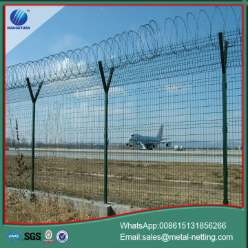airport fence airport security fence