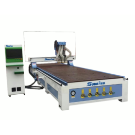 Multi Heads Aluminium Carving Machine