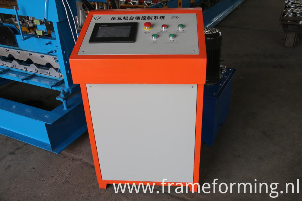 glazed tile making machine57