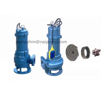 centrifugal submersible pump