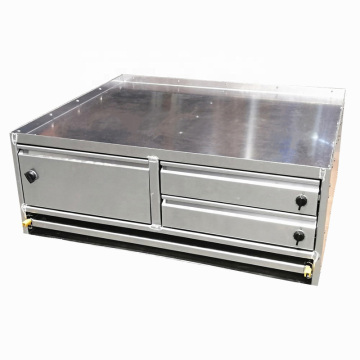 Heavy Duty UTE Use Three Door Metal Drawer