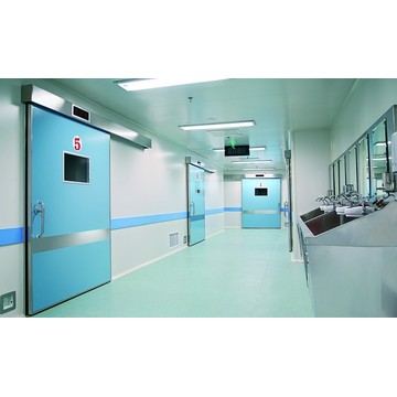 Automatic Interior Hospital Sliding Door