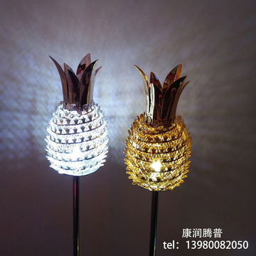 LED Simulation Pineapple Lights