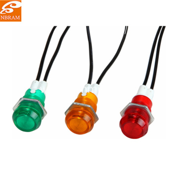 Neon Indicator Light K09 Signal Lamp