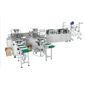 ​​​​Automatic medical mask packing machine for medical mask automatic disposable mask packing machine