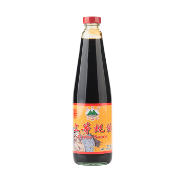 710g Glass Bottle Oyster Sauce